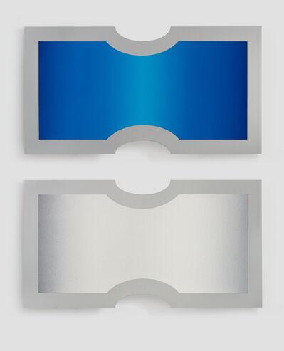 Chen Wenji, ')Bule(+)White(', 2016