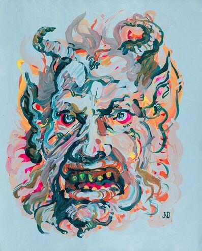 Jean Nicolesco Dorobantzou, 'Untitled', 1950 -1985