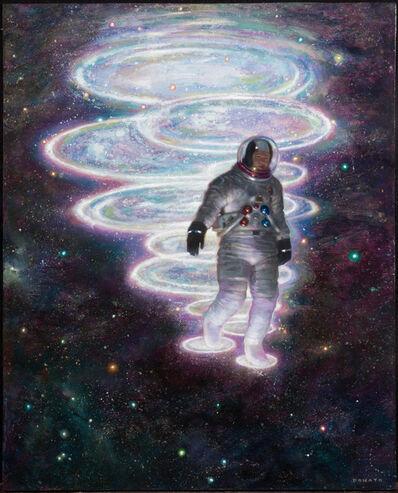 Donato Giancola, 'Gravitational Waves', 2018