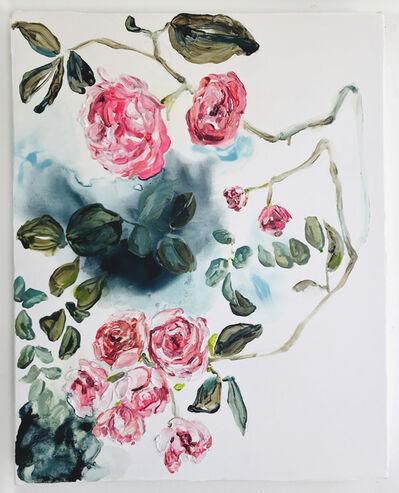 Elisa Johns, 'Wild roses', 2019