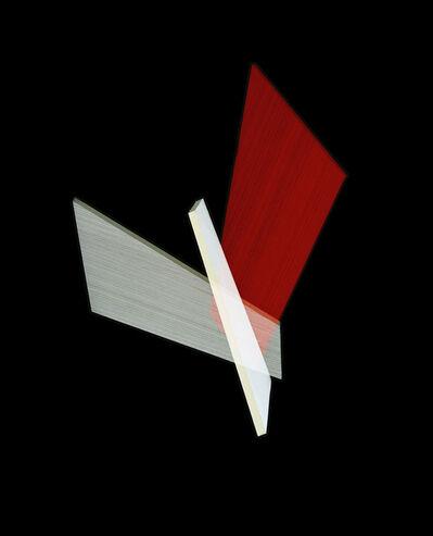 Alejandra Laviada, 'Red, White Inflection (Bird)', 2014