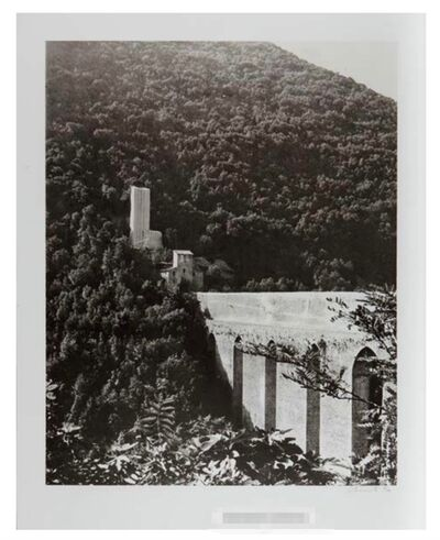 Christo, 'Tower, Spoleto', 1972