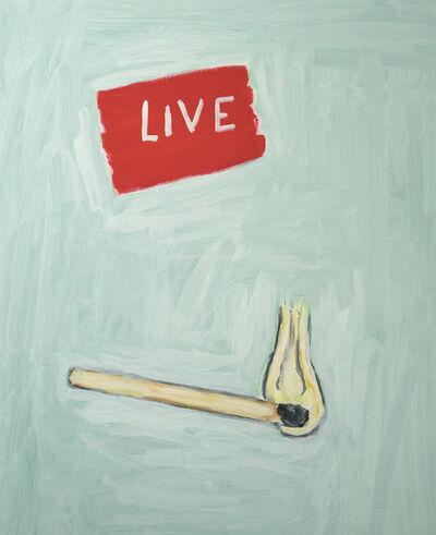 C.O. Paeffgen, 'o.T. (Live)', 1979
