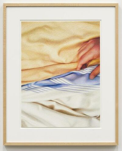 Mathew Cerletty, 'Hand in Bed', 2016