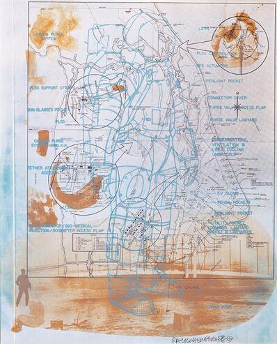 Robert Rauschenberg, 'Trust Zone', 1969