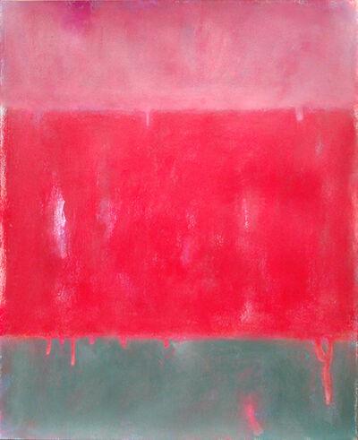 Luis Medina, 'Red Field III', 2015