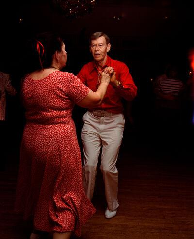 Gregory Halpern, 'Dancers, Omaha, NE', 2005-2018