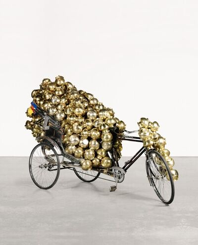 Subodh Gupta, 'Cheap Rice', 2006