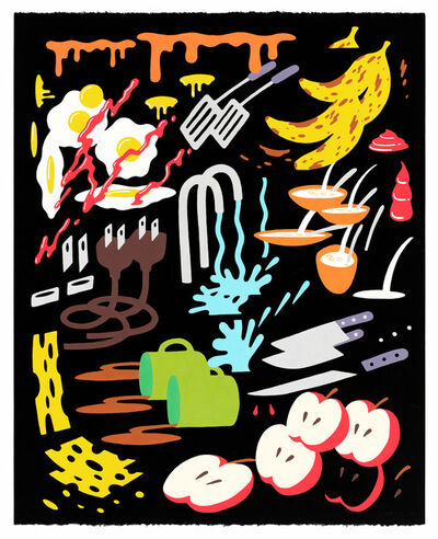 Tim Lahan, 'Kitchen Survey', 2020