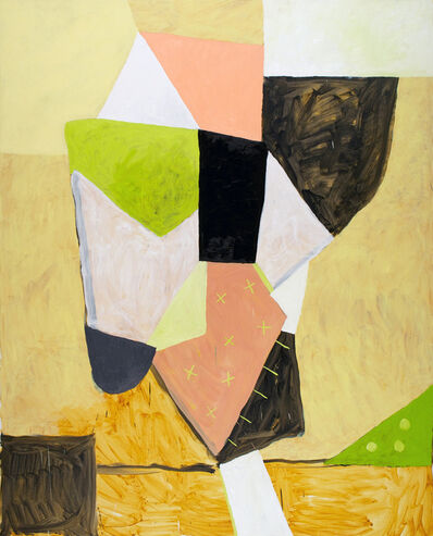Antonio Malta Campos, 'Amarelo', 2011