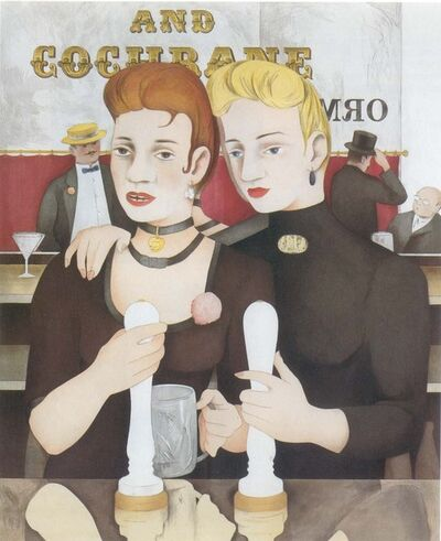 Richard Hamilton, 'Bronze by Gold', 1985-1987
