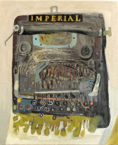 Simon Quadrat, 'Broken Typewriter', 2018