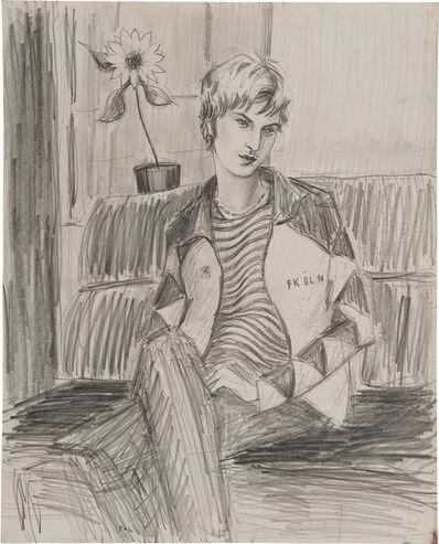 Elizabeth Peyton, 'Piotr', 1996
