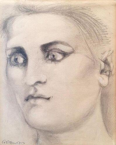 John Graham, 'Woman', 1950