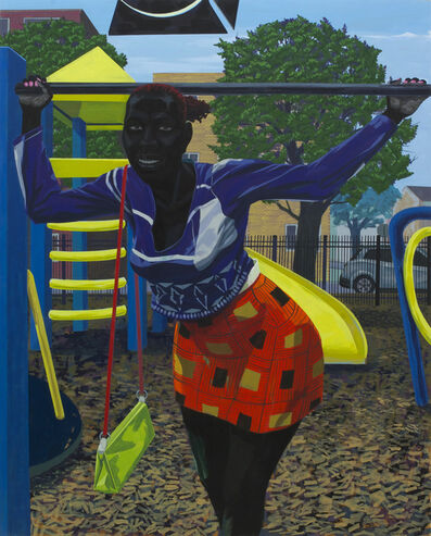 Kerry James Marshall, 'Untitled (playground)', 2015