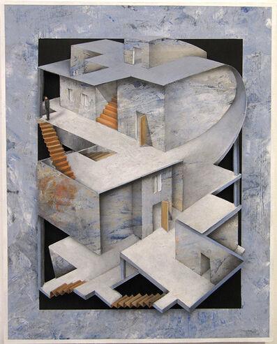 Stefan Mås Persson, 'Stairwells', 2014