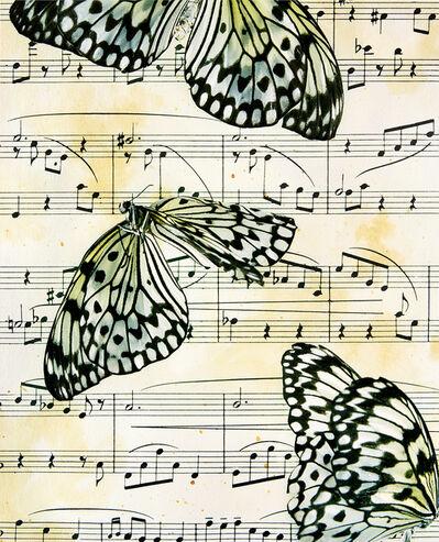 Jo Whaley, 'Musical Mimicry, Idea Leuconoe', 2003