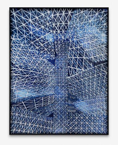 Shannon Bool, 'Bo Bardi Grid', 2019