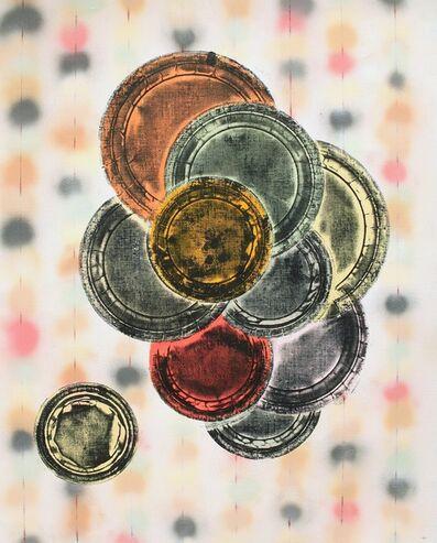 Rafael Rangel, 'Plates #2', 2019