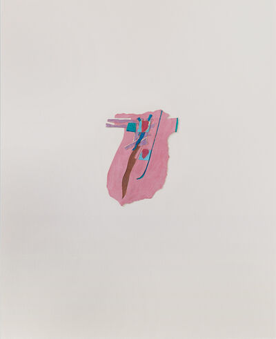 James Moore, 'Untitled III (Pink)', ca. 1978