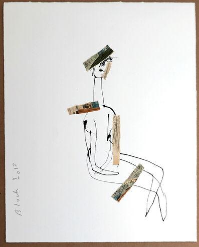 Serge Bloch, 'Chic Collage', 2018