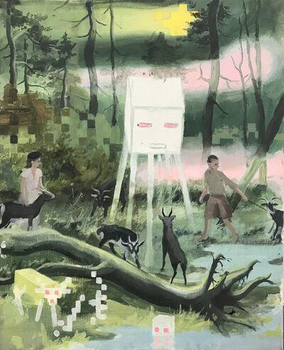 Tilo Baumgärtel, 'untitled', 2020