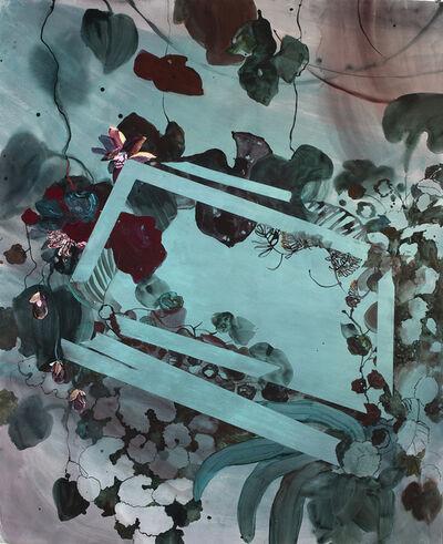 Kati Immonen, 'Overgrown: Mediterranean blue', 2020