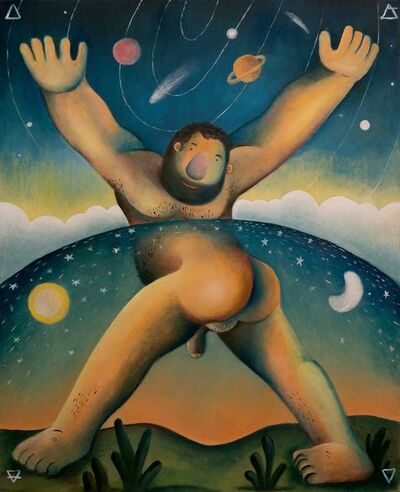 Carlos Rodriguez, 'Beyond the Suns / Flammarion', 2021