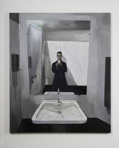 Silvia Velludo, 'Autorretrato com iPhone 5C', 2015