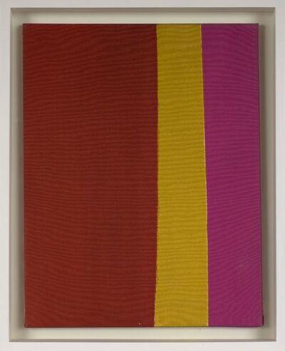 Jack Bush, 'Green Stripe', 1967