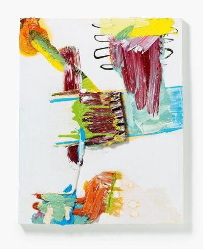 Pia Fries, 'Spat', 1996/97