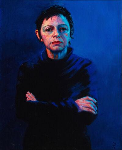 Eddi Fleming, 'Into the Blue', 2015