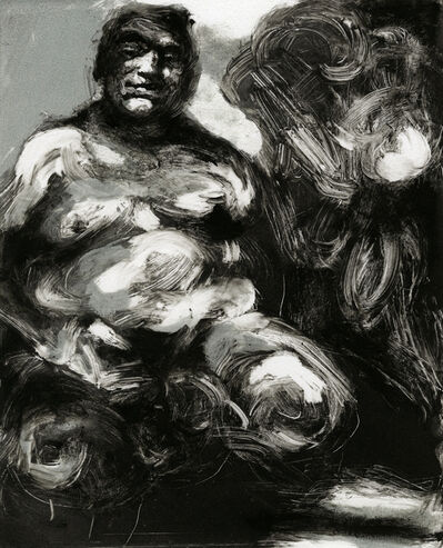 Alison Lambert, 'Herakles', 2020
