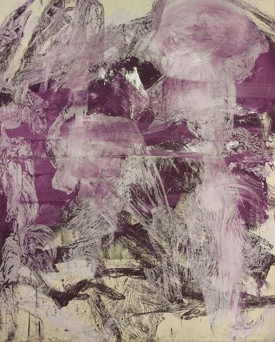 Julian Schnabel, 'A Little Later', 1990