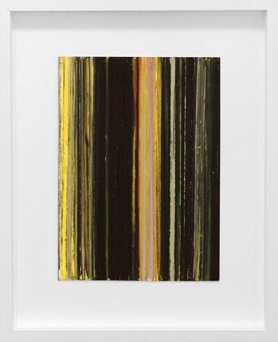 Vicky Christou, 'Color Study, Black/Green/Yellow', 2014