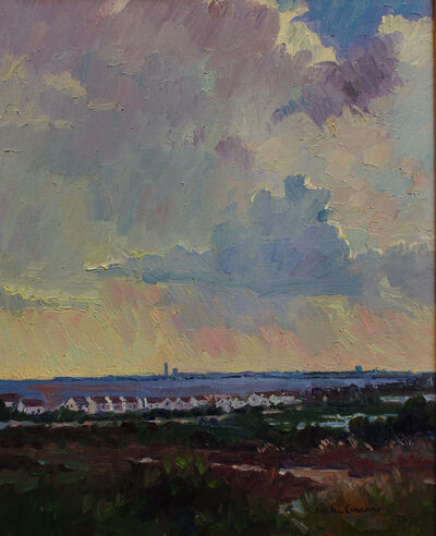 Michael Graves, 'Provincetown in the Distance', 2019