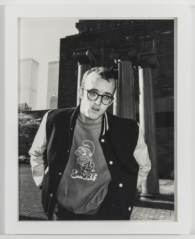Hope Sandrow, 'Portrait of Keith', 1982