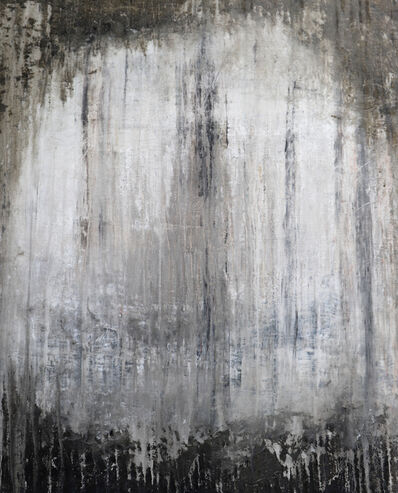 "Roger Konig, '1213 abstract antique wall""', 2017"