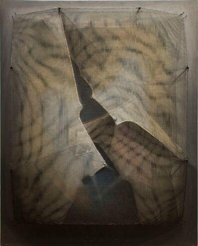 Manuel Rivera, 'Espejo roto XIV', 1989