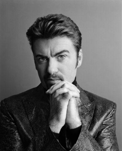 Rankin, 'George Michael', 1998