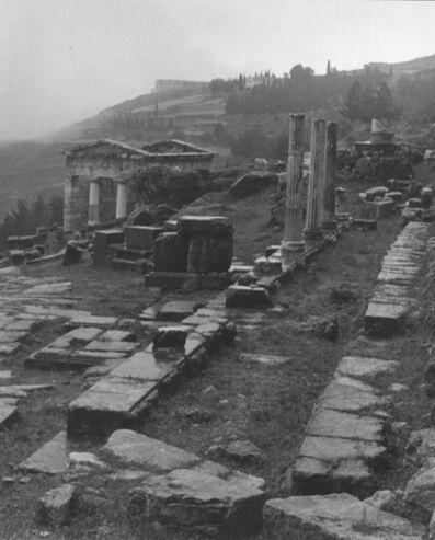 Ellen Auerbach, 'Delphi', 1953