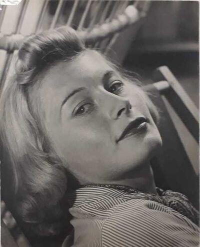 Florence Henri, 'Portrait (for Liliputh magazine)', 1937