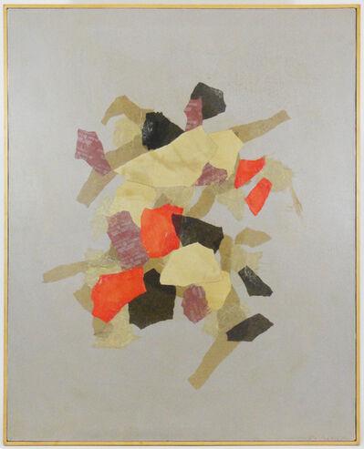 Giulio Turcato, 'Collage', 1970