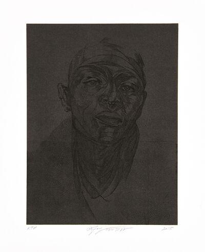 Toyin Ojih Odutola, 'Untitled', 2016