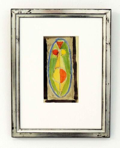 Vera Molnar, 'Hommage à Sonia Delaunay ', 1948