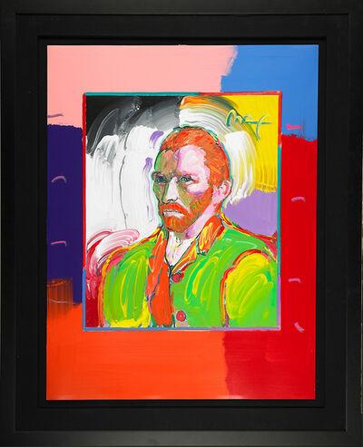 Peter Max, 'Vincent Van Gogh'