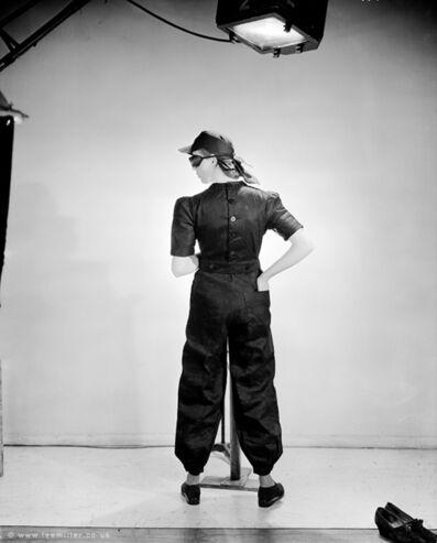 Lee Miller, ' 'Fashion for factories', Vogue Studio, London, England', 1941
