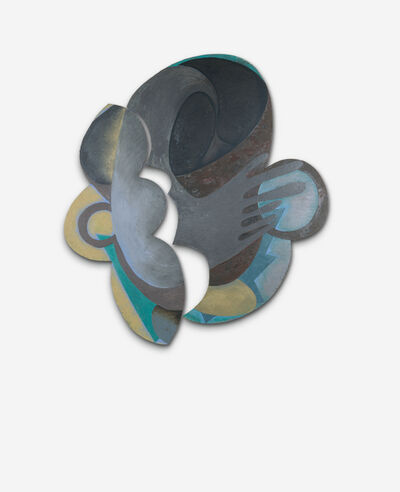 Elizabeth Murray, 'Mouse Cup', 1981-1982