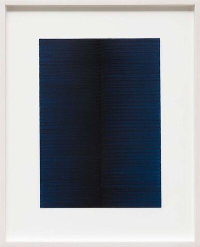 Irma Blank, 'I.Blank, Radical Writings, Exercitium VI, 29-10-93', 1993
