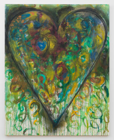 Jim Dine, 'Hello 30', 2008